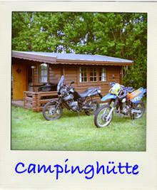 Campinghuette
