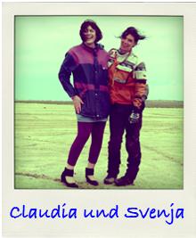 Ela und Svenja