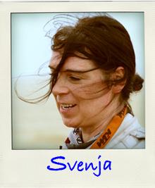 Svenja ohne Helm