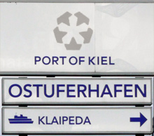 Port of Kiel Klaipeda
