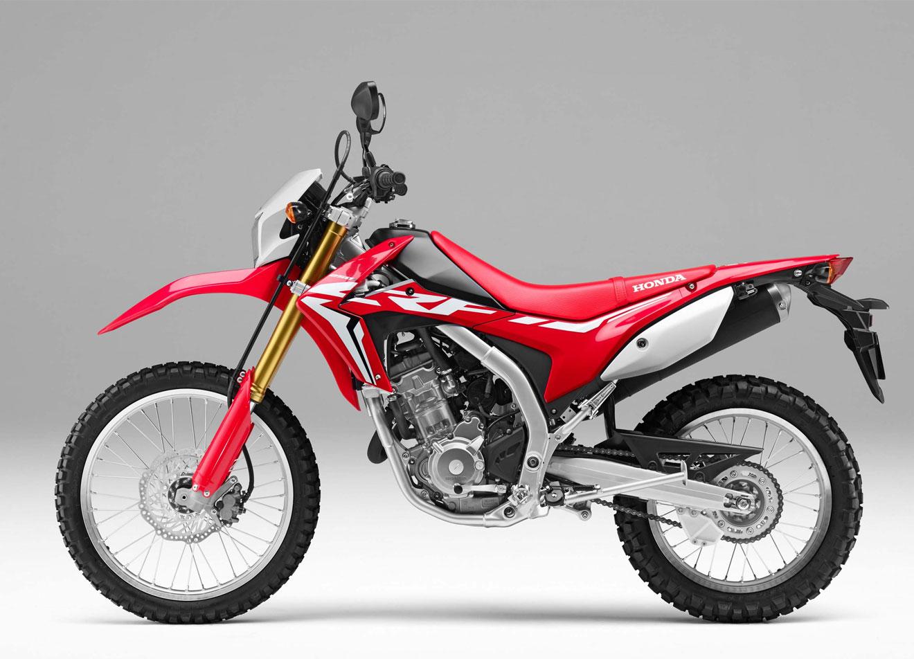 Honda Enduro 250 CRF250L