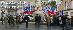 Frankreich Tag des Sieges