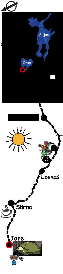 Motorradreise Gotland