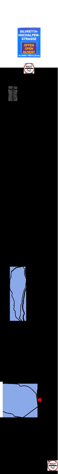 Silvretta Hochalpenstrasse