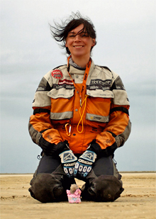 Svenja Svendura aus Kiel