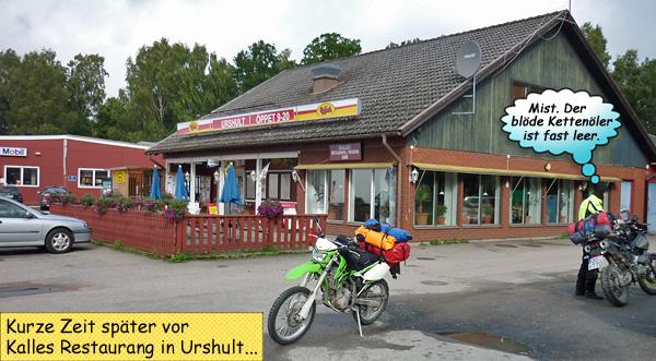 Kalles Restaurang Urshult