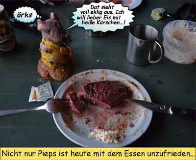 Fleisch in Schweden essen