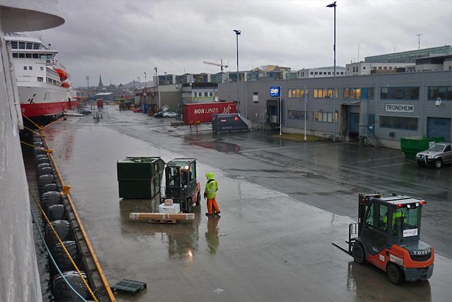 Trondheim Hurtigruten