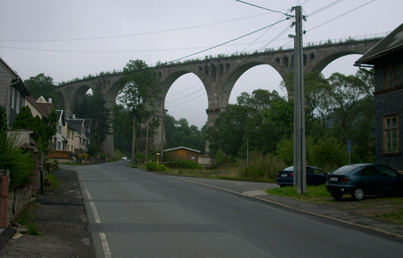 Dorf in Thueringen