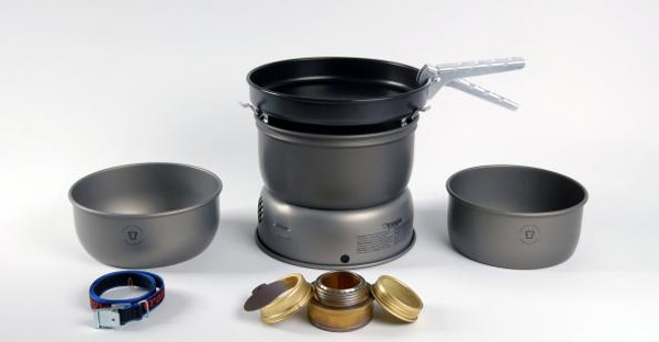 Trangia Sturmkocher Set