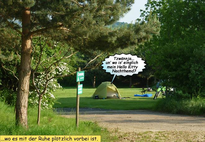 Campingwiese Bo Peep Farm