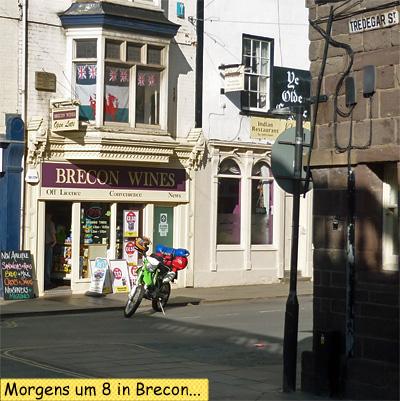 Brecon Wales