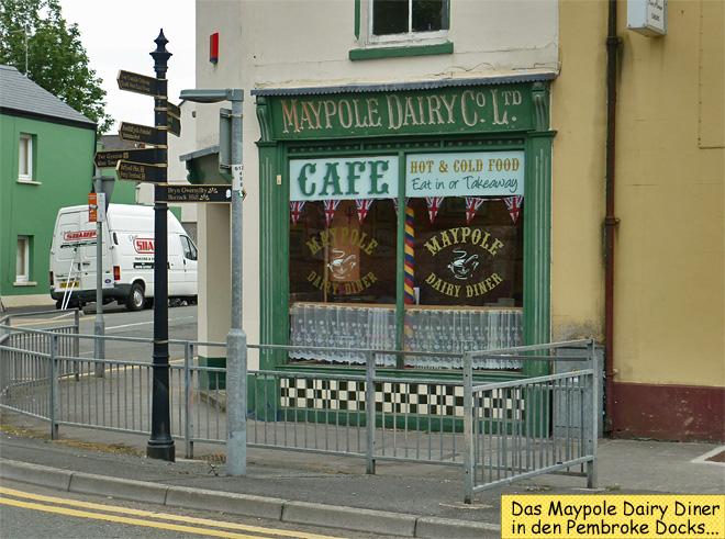 Maypole Dairy Diner Pembroke