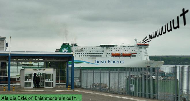 Isle of Inishmore Pembroke