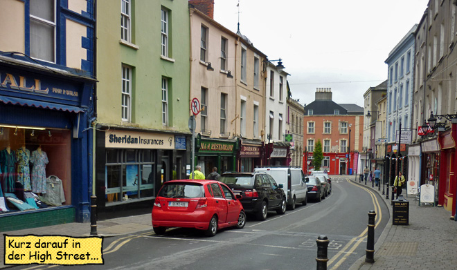 New Ross High Street