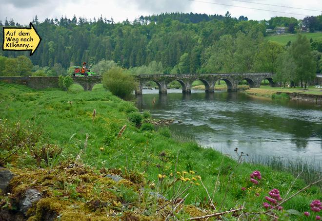 Svenja Endurowandern Irland