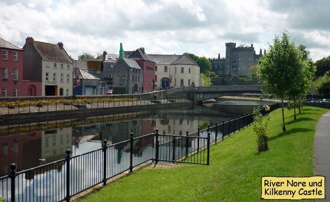 River Nore Kilkenny Castle