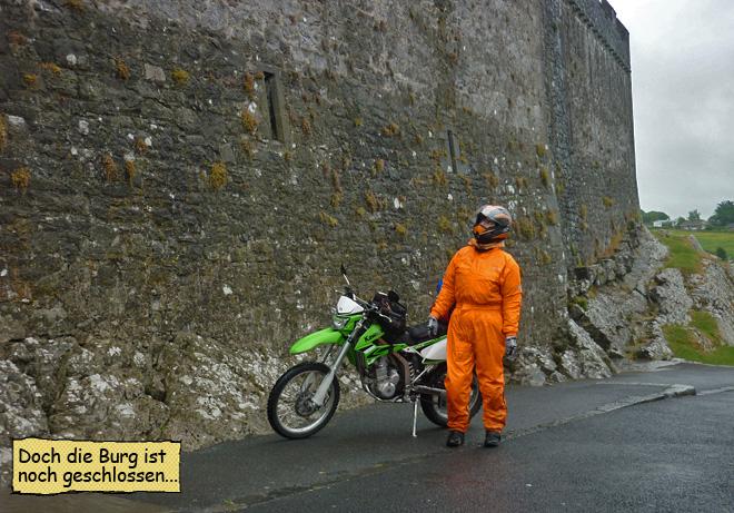 Rock Cashel Irland