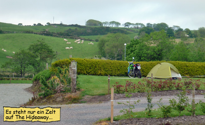 The Hideaway Camping Skibbereen