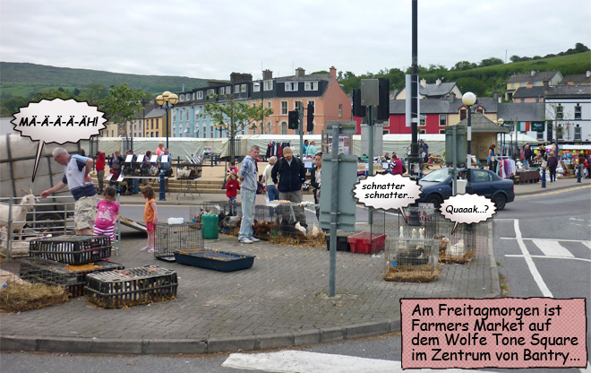 Farmers Market Bantry