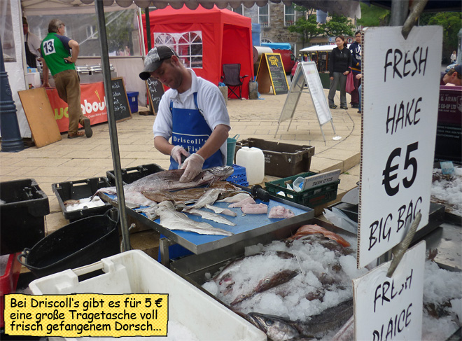 Farmers Market Fish Bantry