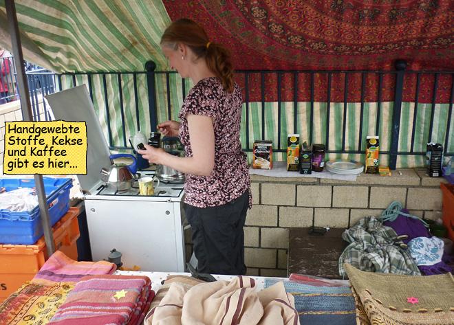 Farmers Market Bantry woven fabrics