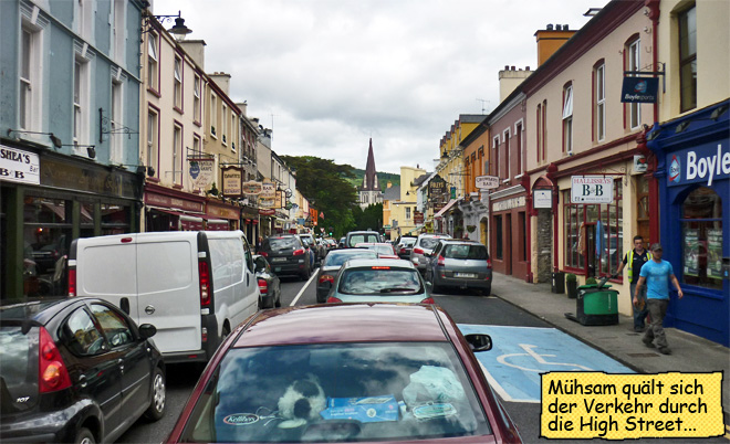 Kenmare High Street