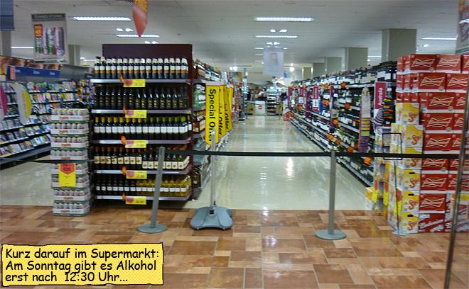 Alkohol in Irland am Sonntag ab 12.30 Uhr
