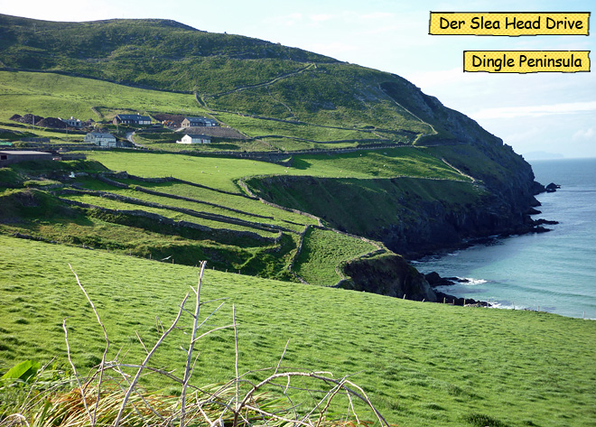 Slea Head Drive Dingle