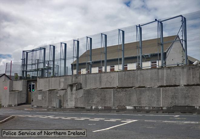Grenze Nordirland Blacklion