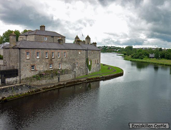 Enniskillen Castle Irland