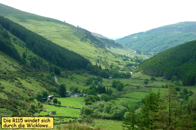 R115 Wicklow Mountains