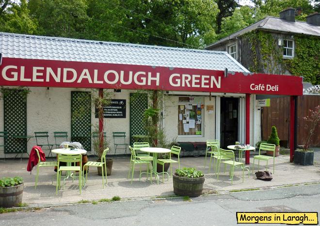 Laragh Café Wicklow Mountains