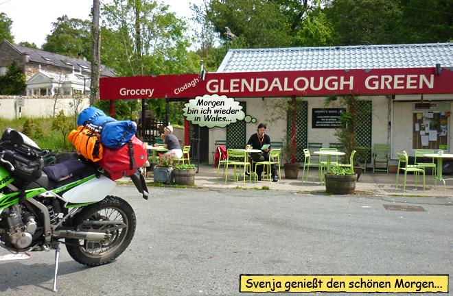 Glendalough Green Deli Café Laragh
