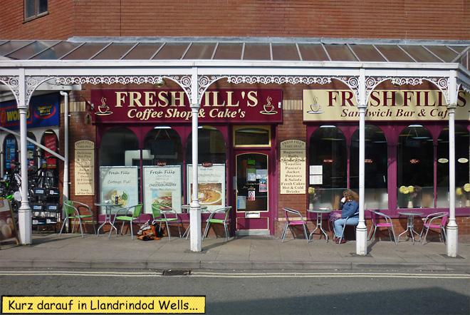 Fresh Fills Llandrindod Wells