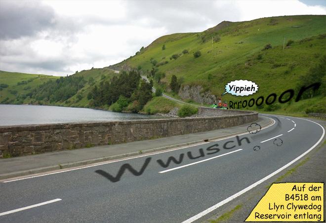 Wales B4518