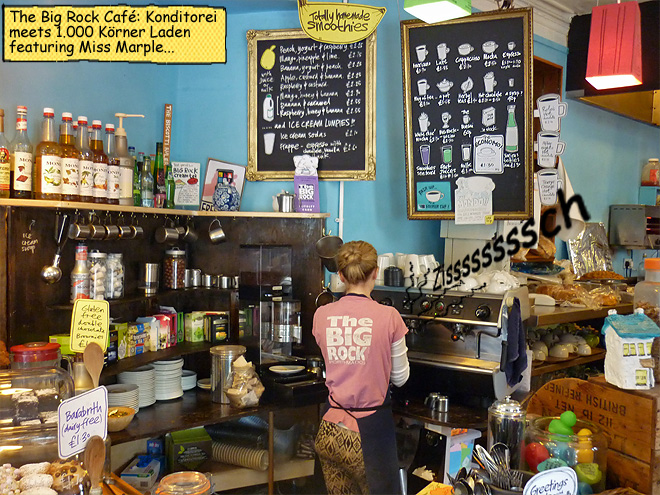 Big Rock Café Porthmadog