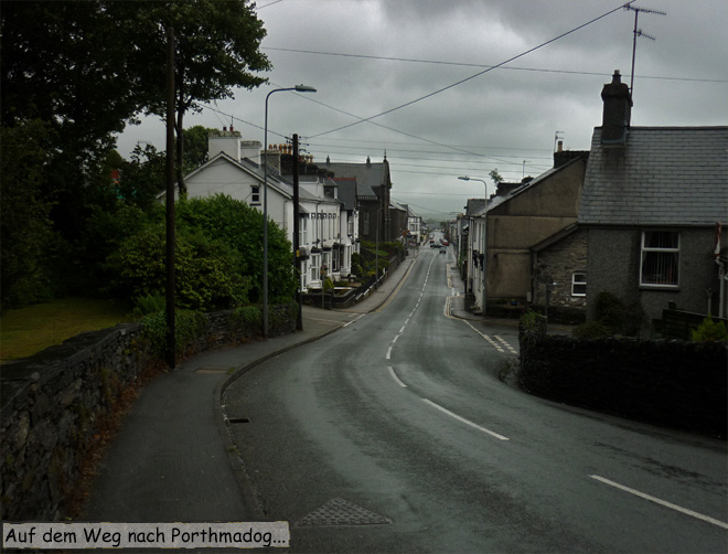 Porthmadog Wales
