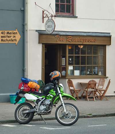 Cafe Rendezvous Machynlleth