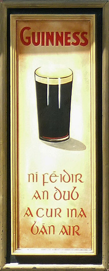 Guiness Reklame