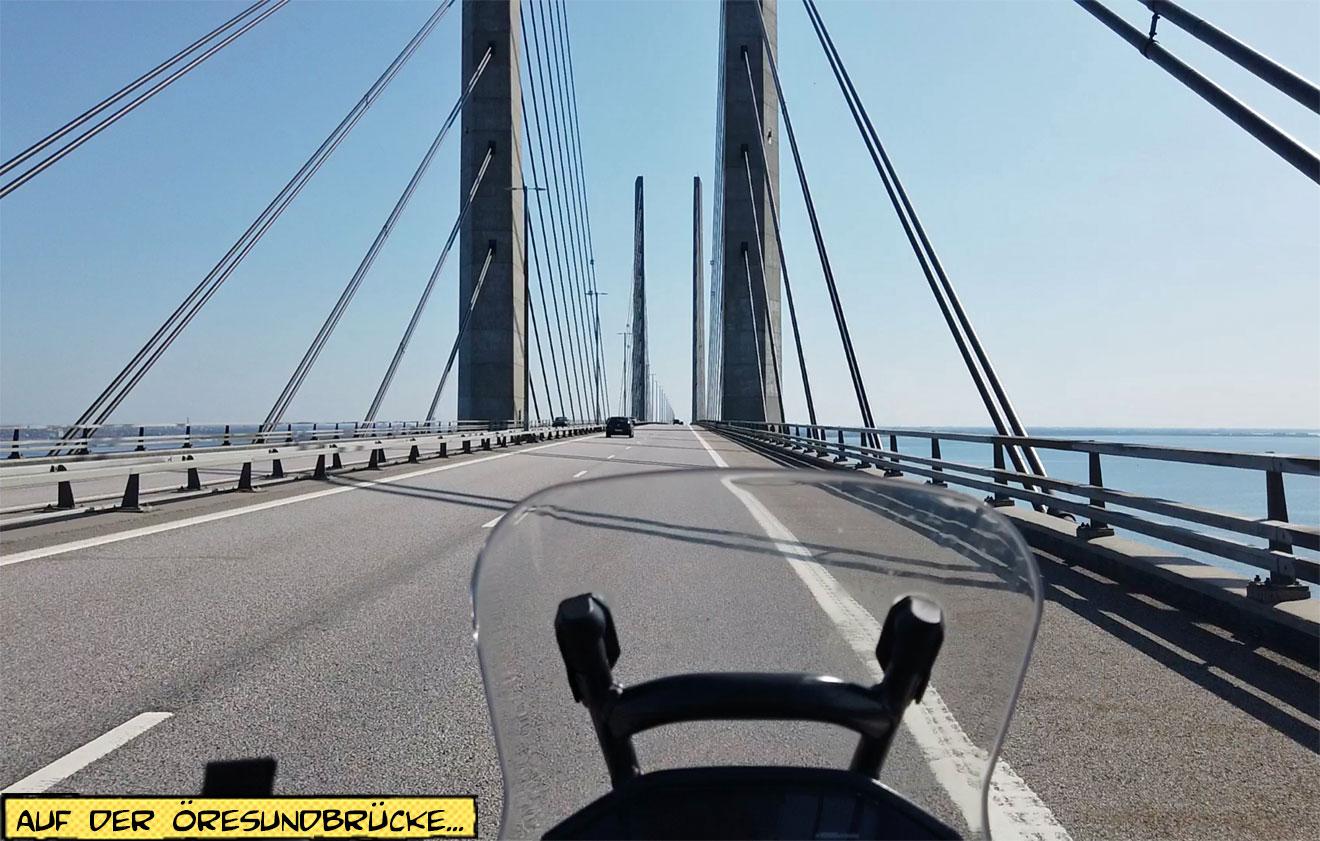 Reise nach Dänemark und Schweden