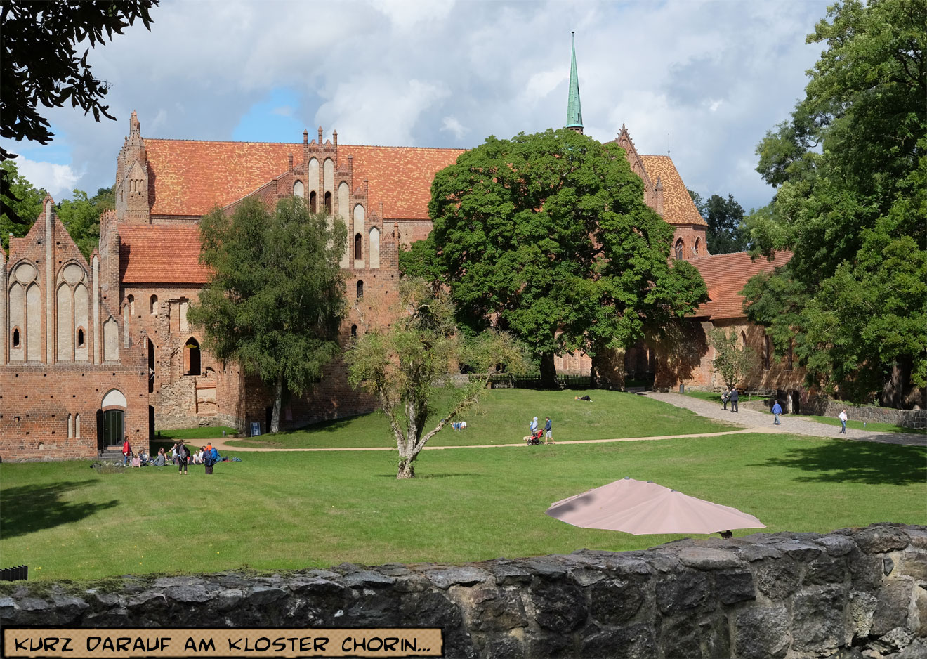Reise nach Mecklenburg-Vorpommern