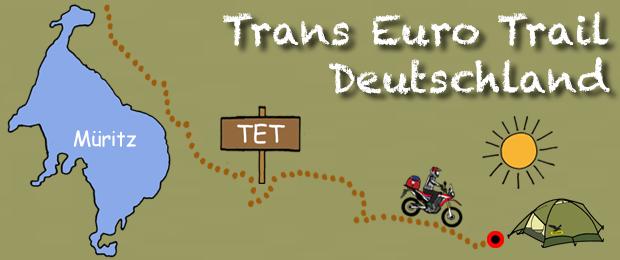 TET - Trans Euro Trail Deutschland